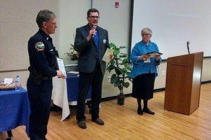 Hogan Award Recipient