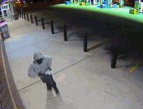 Kwik Trip Robbery Outside