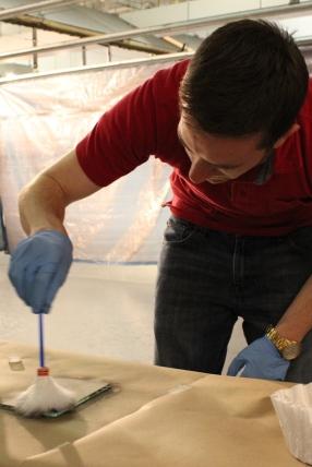 Andrew Londre fingerprinting.