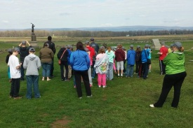 DC Trip Gettysburg Battle