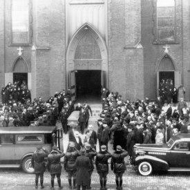 Donndelinger Funeral