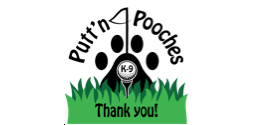 Putt'n 4 Pooches Thank You