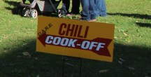 2013 Chili Cook Off