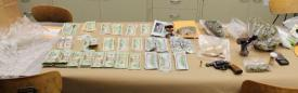 NRO Drug Arrest Seizure