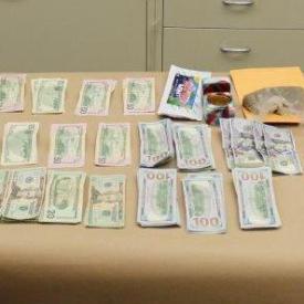 NRO Drug Arrest Seizure