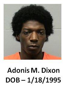 Adonis M. Dixon