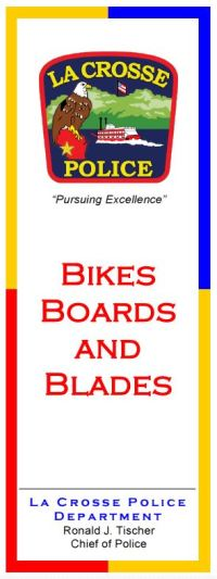 LCPD Bikes Boards and Blades Brochure