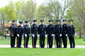 LCPD Honor Guard