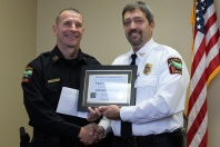 Congratulations Captain Nedegaard